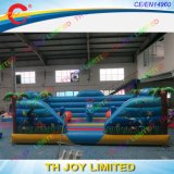 8X4m (27X13FT) Inflatable Bounce Castle/Childeren Jumping House/Custom Seaworld Printing Bouncer Inflatable