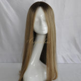 Beautiful Ombre Blonde Silk Top Wig (PPG-l-01668)