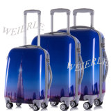 New Metarial Stronge Quality PC Travel Trolley Luggage