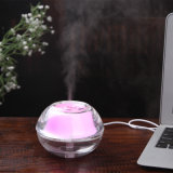 Crystal Romantic Mini Aroma Diffuser Nigjt Light Humidifier