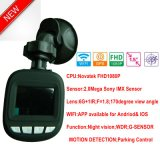 "Hot Sale 1.5"" FHD1080p Car Black Box Camera; G-Sensor; WDR; Night Vision Function DVR Camera"
