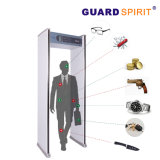 6/18 Intelligent Convert Door Frame Metal Detector with LED Alarm