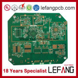 Rogers Industry Circuit Board PCB with Immersion Gold