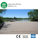 Outdoor Wood Plastic Composite WPC Decking Board for Flooing