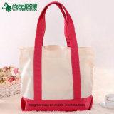 2017 New Style Fashion Unique Ladies Gift Bag Canvas Handbags (TP-HB038)