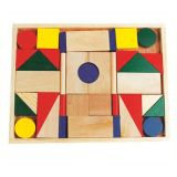 Wooden Toys - Wooden Block, Building Blocks