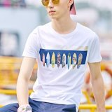 Summer Men′s T-Shirt with Fashion Style