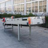 Powder Coating Air Cooling Conveyor Belt Machine