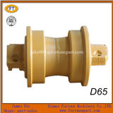 Excacator Undercarriage Spare Parts Track Lower Roller