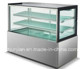 Hot Sale Cake Display Showcase /Glass Cabinet Showcase