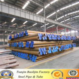 Gold Supplier Structural ERW Black Steel Pipe Wholesale Price