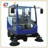 Electric Floor Cleaning Machine Road Sweeper