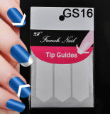 New Chic DIY 18 Style French Manicure Nail Art Tips Tape Sticker Guide Stencil