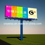 V-Shap Outdoor Steel Free Standing Billboard Advertisement