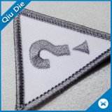 Triangular Shaped Question Logo Garment Accessories