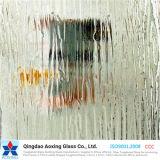 Rain Flat/Sheet Pattern Glass for Furniture Glass/Building Glass