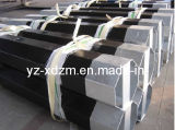 Hot DIP Galvanized Steel Pole with Q235