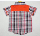 Fashion Cotton Loepard Children Shirts