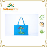 Favorable Price New Design Fashion Style Colorful Handled PP Non Woven Bag