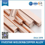 Resistance Welding Copper Alloys with High Conductivity: Rod Bar Plat Tube Strip