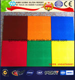 Dirt Removal Rubber Tile