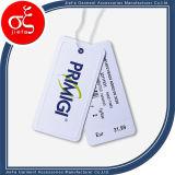 Wholesales Hang Tag Printing/Clothing Tags for Clothes