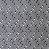 ISO Certification 304 Stainless Steel Checkered Plate