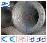 China Tangshan Hot Rolled SAE1008 6.5mm Steel Wire Rod