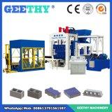 Qt10-15 Fully Automatic Paving Concrete Brick Block Making Machine