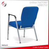 Armrest Model Cathedral Church Joinable Linked Chair (JC-114)