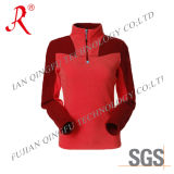 Latest Outdoor Sports Women Fleece Jacket (QF-496)
