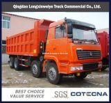 Cnhtc Sinotruk Steyr 8X4 50ton Dump Truck/Tipper Truck