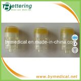 Medical Disposable Luer Lock Yellow Heparin Cap
