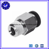 China Straight Pneumatic Hose Fittings 10mm Quick Connector Fitting