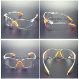 Polycarbonate Lens Sports Type Safety Eyeglass (SG102)