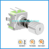 Absolute Rotary Encoder with 16 Channel Output for Microwave Oven
