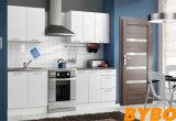 2017 New Modern Glossy Wood Kitchen Cabinet Furniture