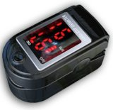 Color LED Screen Fingertip Pulse Oximeter