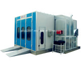 Model Bzb-8100A Down-Draft Paint Spray Booth