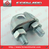 Us Type Malleable Wire Rop Lip Steel Cable Clamp