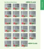 3mm, 3.5mm, 4mm, 5mm, 6mm and 8mm Diamond, Flora, Karatachi, Millennium, Mistlite, Nashiji Pattern Glass