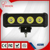 8inch 40W LED Light Bar for Truck