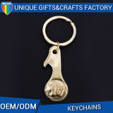 Cool Style New Design OEM Custom Keychain Ring