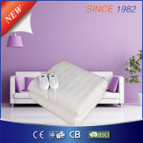 Soft Synthetic Wool Electric Blanket with New Four Heat Setting