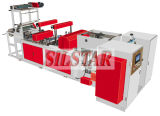 Full Automatic Double Lines Rolling Star Sealing Bag Making Machine (GBDSA-400)