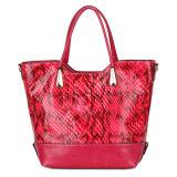 Crocodile Skin Bags Fashion Woman Handbag (MBNO034057)
