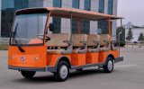 China Mini 14 Seats Electric Sightseeing Car for Sale