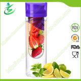 600ml BPA Free Fruit Infuser Water Bottle Hot Sale