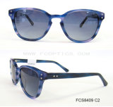 New Fashion Acetate Handmade Sun Glasses