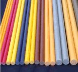 China Solid Round Durable GRP Rod, FRP Rod, Fiberglass Rod
